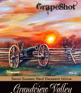 Grapeshot Wine